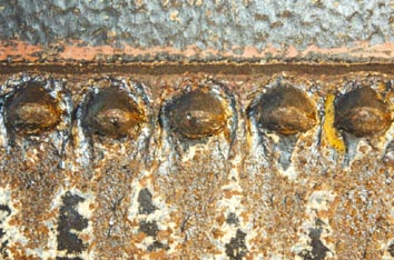surface corrosion